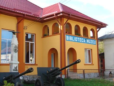 Biblioteca si Muzeul din Corbi