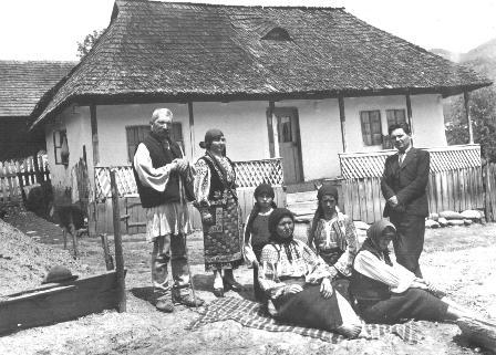 Casa taraneasca din Corbi (1936)