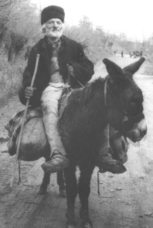 In drum spre ''hodaie'' (1960)