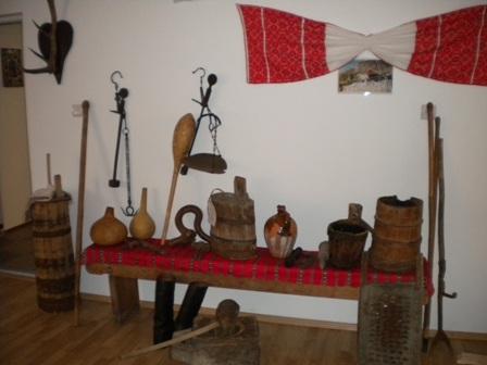 Obiecte traditionale gospodaresti