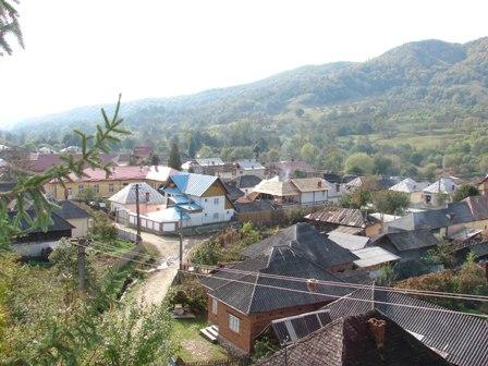 Satul Corbsori